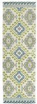 Leon Hand-tufted de Tibal Ivory Rug (2'6 x 8')