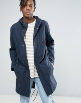 Selected Multi Pocket Parka