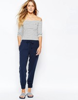 Jack Wills Crepe Slouchy Woven Pant