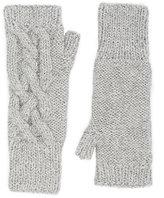 Eugenia Kim Women's Joelle Fingerless Gloves-GREY