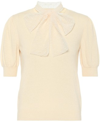 RED Valentino Short-sleeved sweater