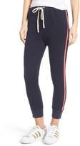 Sundry Women's Side Stripe Jogger Pants