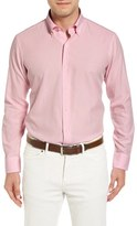 Peter Millar Perfect Pinpoint Regular Fit Sport Shirt