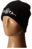 Betsey Johnson Crown Jewels Beanie