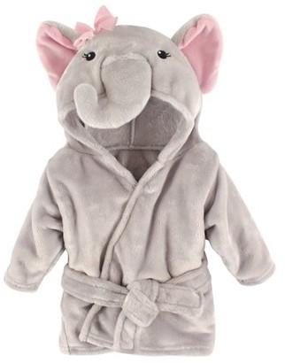 Hudson Baby Animal Plush Bathrobe (Baby Boys or Baby Girls Unisex)