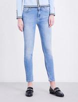 Claudie Pierlot Paulette skinny mid-rise jeans