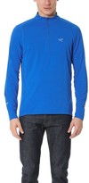 Arc'teryx Cormac Zip Neck Long Sleeve Pullover