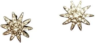 Lulu Frost Silver Crystal Earrings
