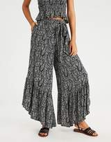 American Eagle Outfitters AE RUFFLE TIER PANTS