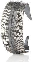 Feather Cuff Bracelet