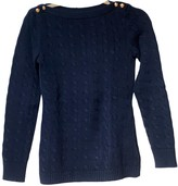 Lauren Ralph Lauren Navy Cotton Knitwear for Women