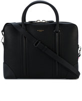 Givenchy Lucrezia grained leather briefcase - men - Calf Leather - One Size
