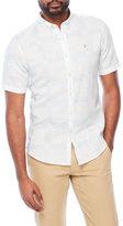 Farah Holme Short Sleeve Button-Down Shirt