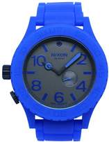 Nixon Men's 51-30 A236306 Rubber Swiss Quartz Watch