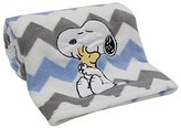 Lambs & Ivy My Little Snoopy Blanket by