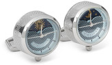 Tateossian Sun & Moon Stainless Steel Cufflinks
