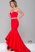 Jovani Strapless High Low Dress JVN41956