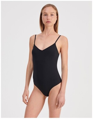 Miss Shop Veronica V Neck Swimsuit