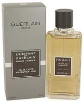 Guerlain L'instant by Eau De Toilette Spray 3.4 oz