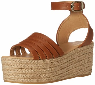 Yoki Women's Multi Strap Espadrille Sandal