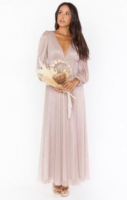 Show Me Your Mumu Rosaline Maxi Dress