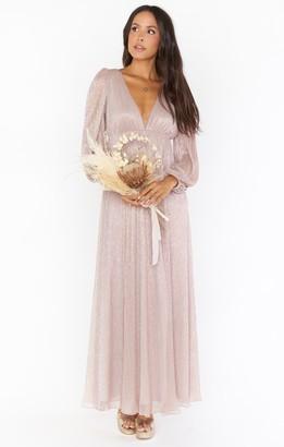 Show Me Your Mumu Rosaline Maxi Dress