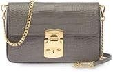 Miu Miu crocodile-effect shoulder bag