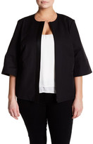 Lafayette 148 New York Athea Topper (Plus Size)