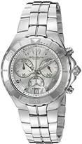 Technomarine Women's 'Sea Pearl' Swiss Quartz Stainless Steel Casual Watch (Model: TM-715014)