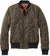 L.L. Bean Signature Quilted Bomber Jacket