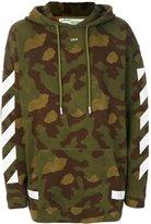 Off-White Men's Ombb009f176010289901 Cotton Sweatshirt