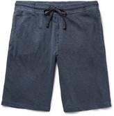 James Perse - Loopback Supima Cotton-jersey Shorts
