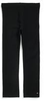 Tommy Hilfiger Solid Black Legging