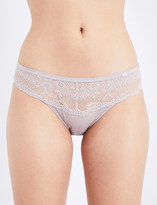 Chantelle Idole brazilian lace briefs