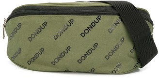 Dondup Kids Branded Belt Bag