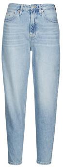 Tommy Jeans MOM JEANS women's Skinny Jeans in Blue