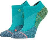 Stance Women's Reflex Low Moisture Wicking Arch Support Fusion Athletic Tab Sock