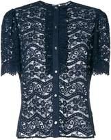 Temperley London Lunar lace blouse