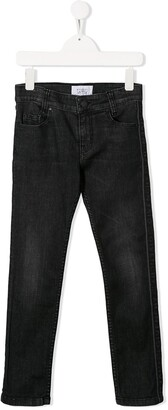 Givenchy Kids classic skinny-fit jeans
