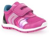 Geox Toddler Girl's 'Shaxx' Sneaker