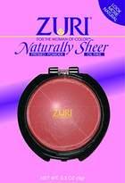 Zuri Pressed Powder Sheer - Mocha Crm 3-Count (Pack of 6)