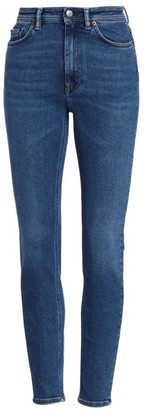 Acne Studios High-Rise Skinny Jeans