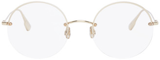 Christian Dior Gold DiorStellaire12 Glasses