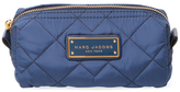 Marc Jacobs Quilted Nylon Narrow Cosmetic Case