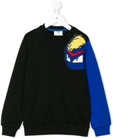 Fendi Monster sweatshirt