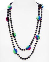 BaubleBar Guadeloupe Layered Strand Necklace, 28.5""
