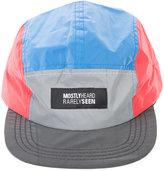 Mostly Heard Rarely Seen paneled cap - unisex - Nylon - One Size
