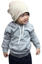 Baby Boys Warm Hat,Doinshop 1pcs Winter Beanie Hat Cap Kids Bonnet Gorros