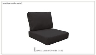 tk.TAKEO KIKUCHI Classics Indoor/Outdoor High Back Chair Cushion Cover Classics