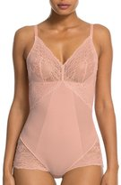 Spanx Lace Collection Wire-Free Bodysuit Plus